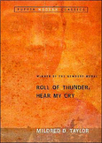 Roll of Thunder, Hear My Cry Vocabulary List