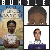 Roll of Thunder Hear My Cry by Mildred Taylor Activities Bundle