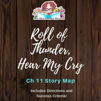 Roll of Thunder, Hear My Cry story map and success criteria