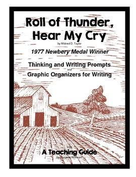 Roll of Thunder, Hear My Cry Thinking Skills, Graphic Organizers for Writing