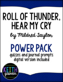 Roll of Thunder, Hear My Cry: 24 Prompts and 12 Quizzes (D