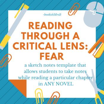 Roll of Thunder- Reading through a Critical Lens- Fear