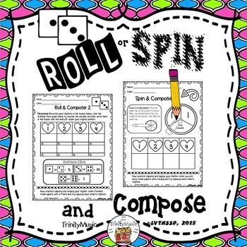 Roll or Spin and Compose (Mi-So-La)