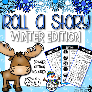Roll (or spin) a Story Winter Edition