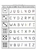 Roll the Dice! (Letter Fluency Activity)