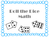 Roll the Dice Math- Dividing Decimals Word Problems