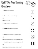 Roll the Dice Reading Questions