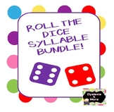 Roll the Dice Syllables Bundle