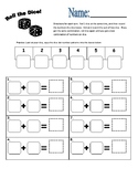 Roll the Dice!, hands on dot patterns