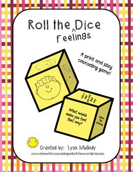 Roll the Feelings Dice