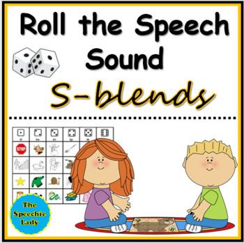 Roll the Speech Sound (S-blends)