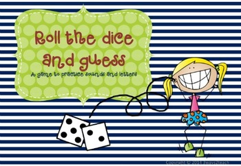Roll the dice and guess