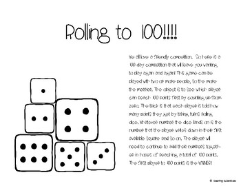 Roll to 100!
