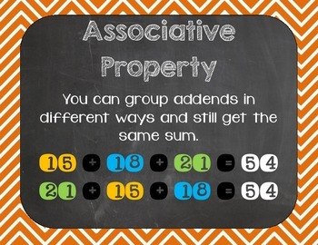 Roll to 100 {Associative Property} Math Game! 3rd Grade Common Core Aligned