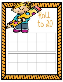 Roll to 20