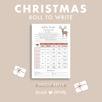 Roll to Write | A Christmas Story