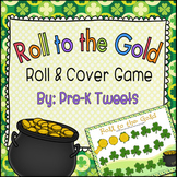 St. Patrick's Day Game Roll and Cover Shamrocks