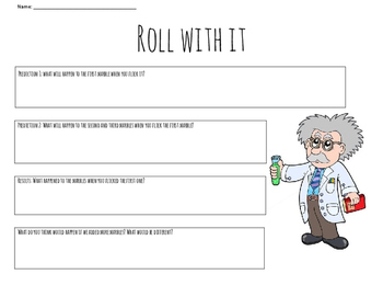 Roll with it(Activity and Lesson Plan)