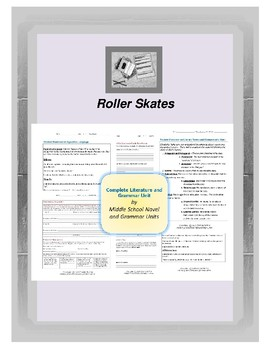 Roller Skates Novel Unit