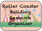 Roller Coaster Builder Research Organizer