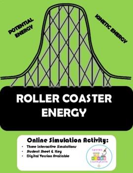 Roller Coaster Energy Activity