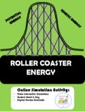 Roller Coaster Energy Activity