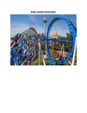 Roller Coaster Enrichment Project