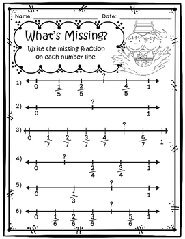 graphic about Fractions on a Number Line Game Printable named Fractions upon a Amount Line Match, Worksheets, Craftivity