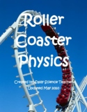 Roller Coaster Physics Project - Forces and Motion