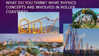 Roller Coaster Project Powerpoint