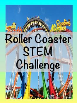 Roller Coaster STEM Challenge (Forces, Motion, Surfaces)