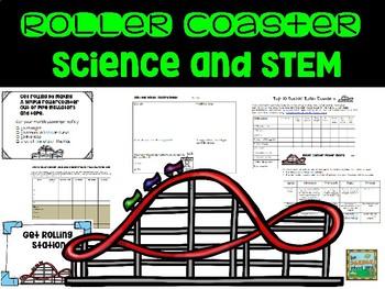 Roller Coaster Science