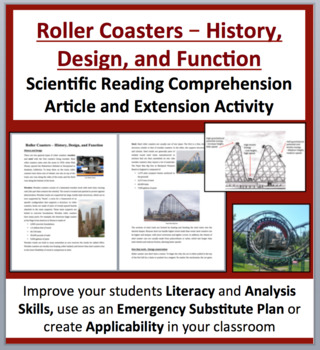 Roller Coasters - History, Design, and Function - Science