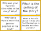 Roller Girl Discussion Question Cards