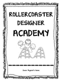 Roller coaster Academy - Physics Unit on Motion, Forces, a