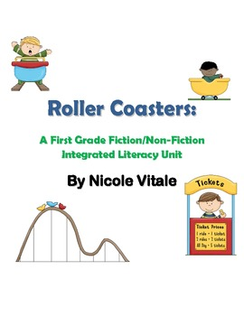 Rollercoasters: A First Grade Integrated Literacy Unit