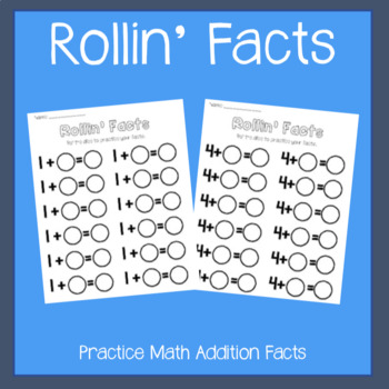 Rollin' Facts Sheets
