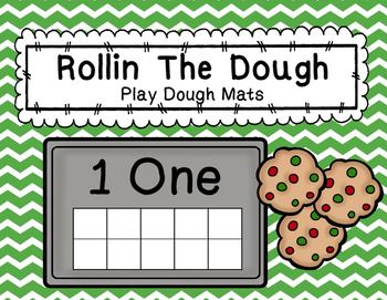 Rollin The Dough Playdough Mats