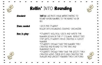 Rollin into Rounding!