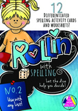 Rollin' with Spelling - No.2