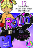 Rollin' with Spelling - No.3