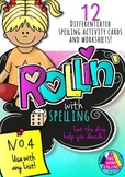 Rollin' with Spelling - No.4