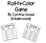 Roll N Color - A Dice Game