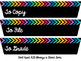 Rolling Cart Labels | Rolling Cart Drawer Labels | Editable Rolling Cart Labels