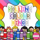 Rolling Color Bingo