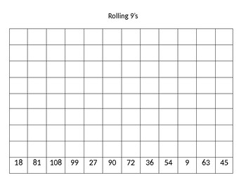 Rolling Dice Math Game