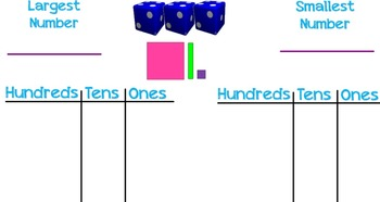 Rolling For Place Value Fun