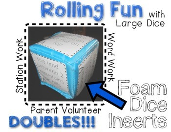 DOUBLES - Sums up to 40 - Rolling Fun!