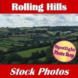 Rolling Hills - Stock Photos