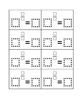 Rolling Rational (Fraction) Exponents Activity